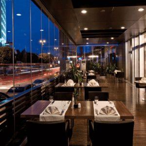 رستوران هتل Dedeman استانبول