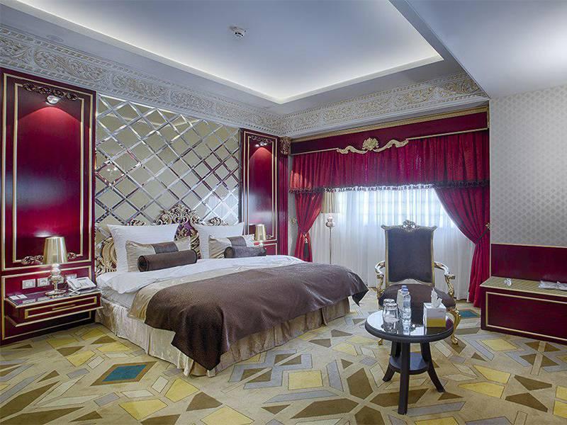 اتاق دو تخته هتل الماس2 مشهد
