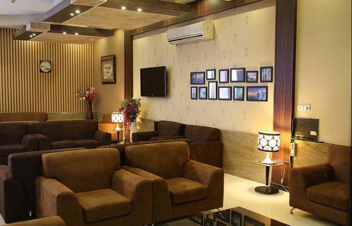 لابی هتل الوند مشهد