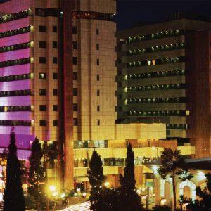 تور شیراز هتل بین المللی پارس زمینی و هوایی