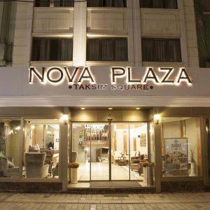 هتل 4 ستاره Nova Plaza Taksim