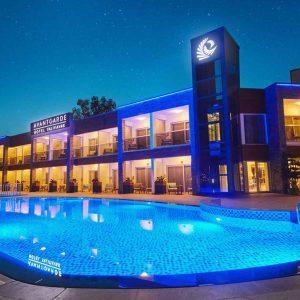 استانبول هتل آوانتگارد