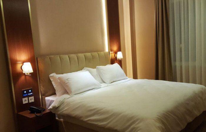 اتاق سینگل هتل رفاه مشهد