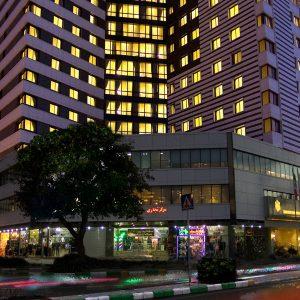 تور مشهد هتل سینور