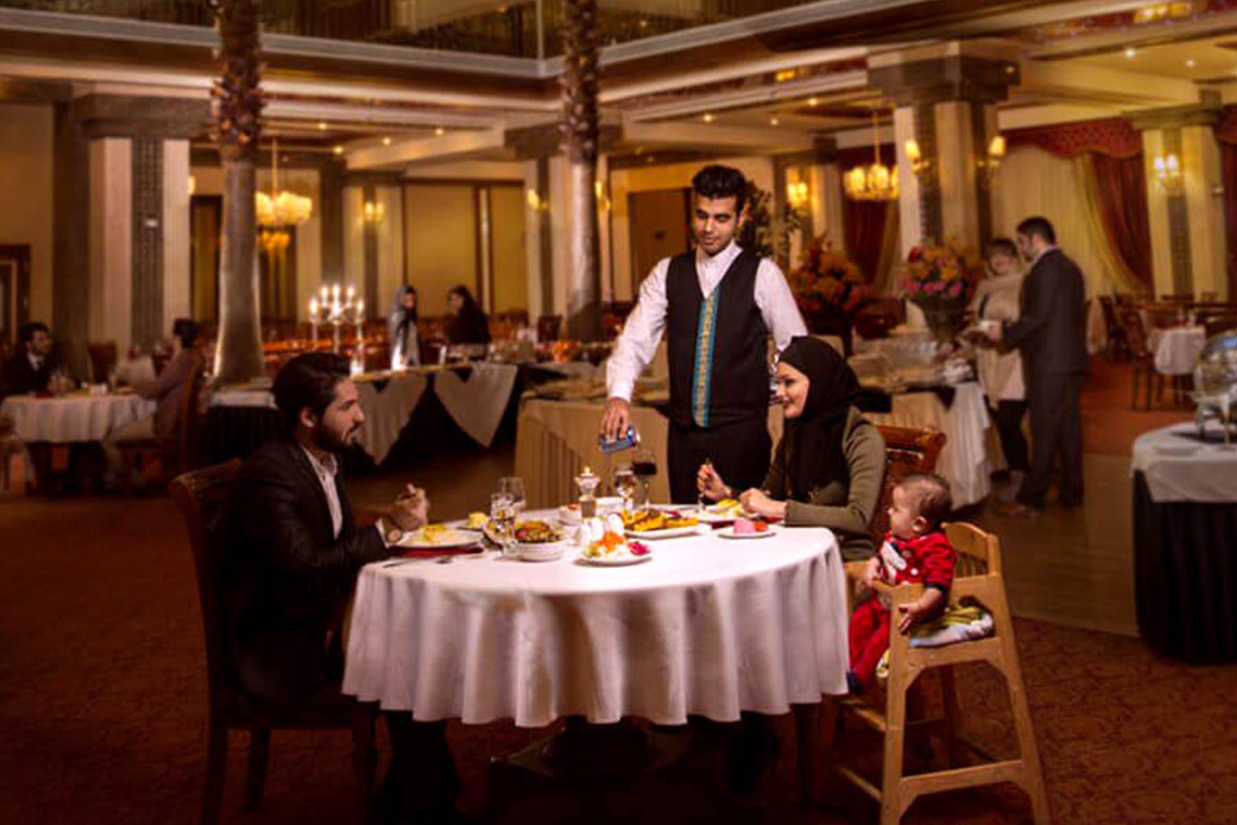 آفر ویژه تور مشهد هتل درویشی