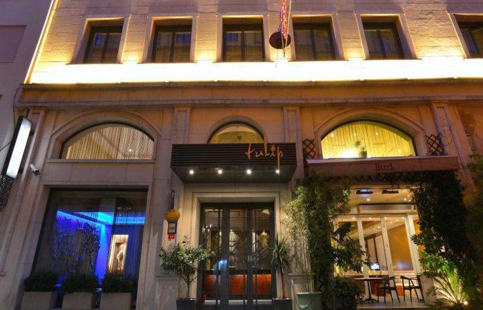 تور هتل تولیپ پرا استانبول