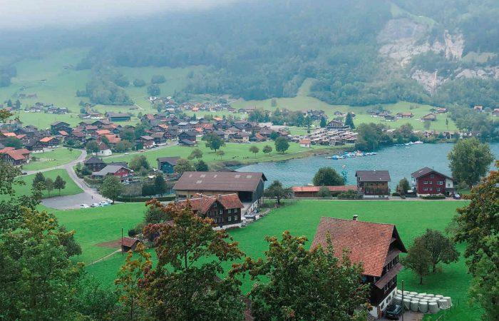 تور سوئیس (ویژه بهار)