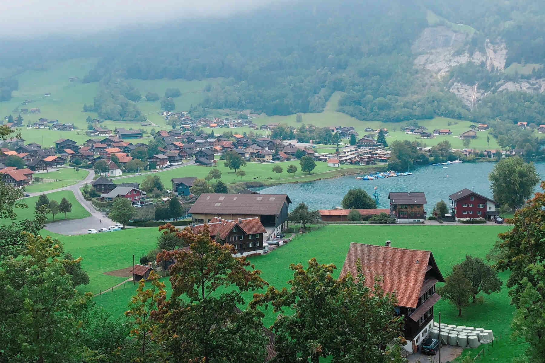 تور سوئیس 5 روزه (ویژه بهار)
