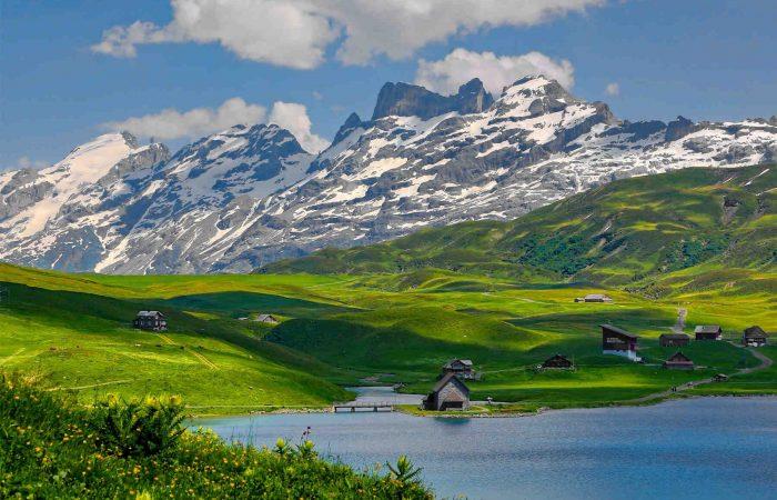 تور سوئیس 8 روزه (ویژه بهار)