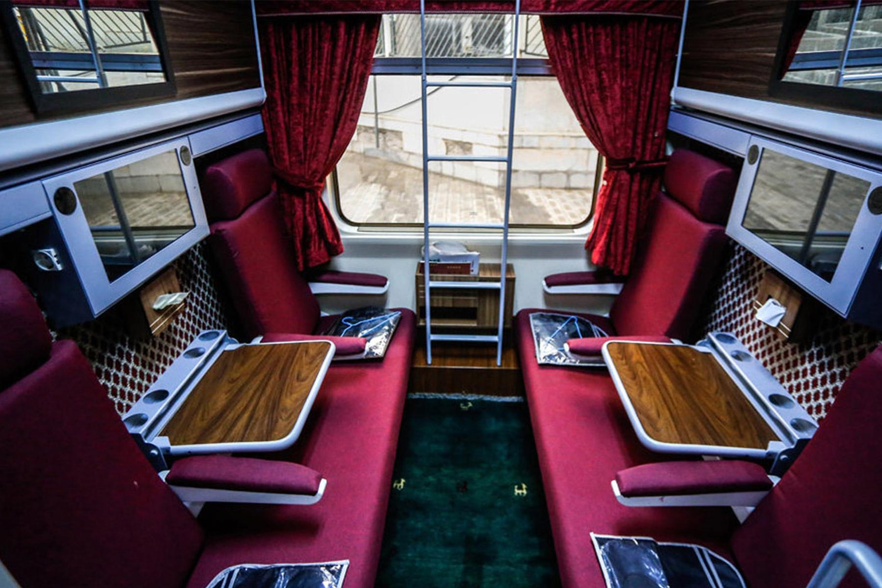 تور های لاکچری مشهد 🌟 با قطار لوکس زندگی در بهترین هتل های مشهد