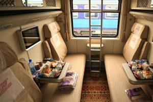تور مشهد با قطار از کرج 🚇 زمینی قطار 4 تخته درجه یک