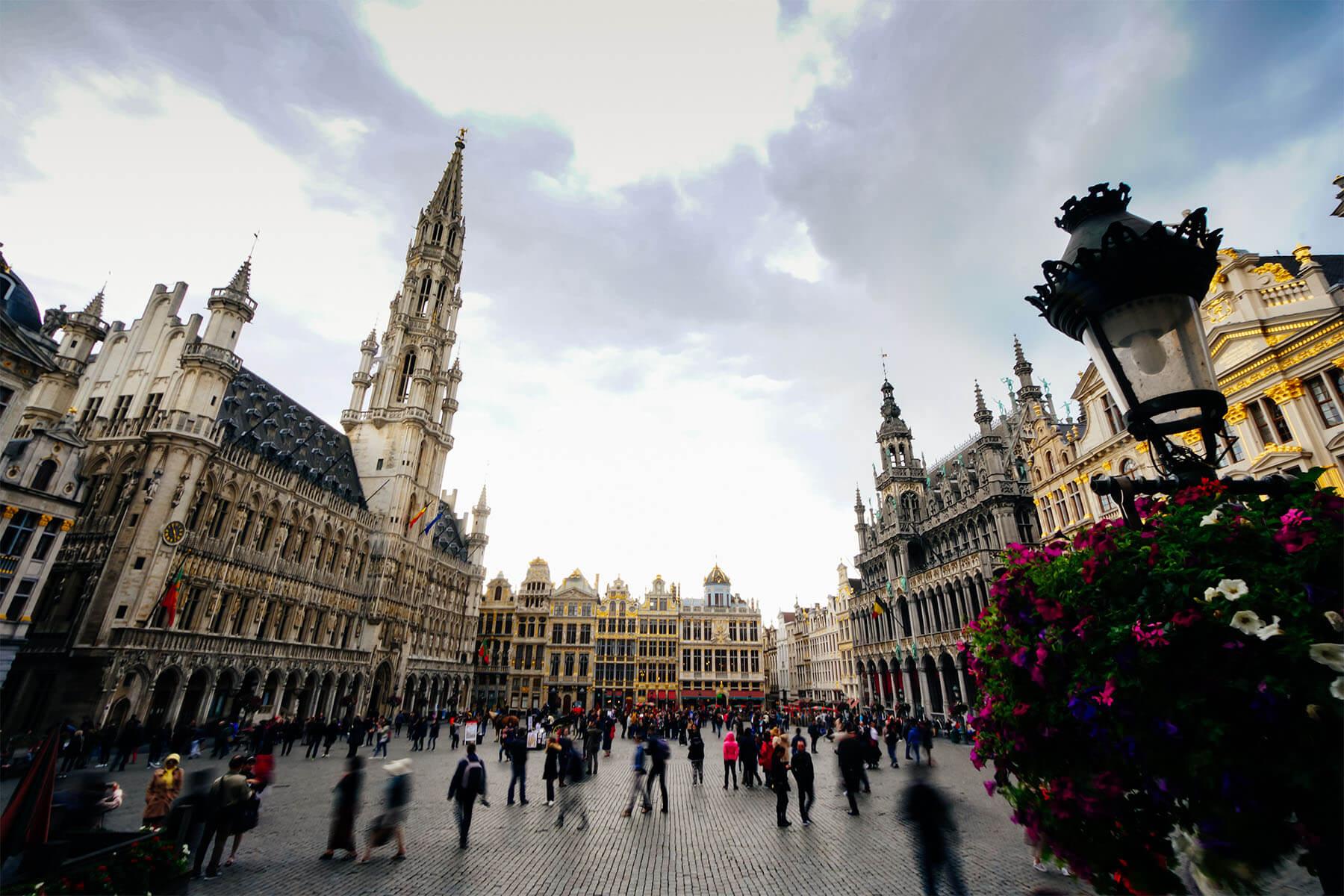 زتور فرانسه – بلژیک – هلند 11 روزه تابستان 98