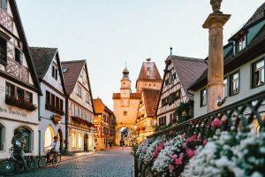 تور فرانسه – سوئیس – آلمان 8 روزه