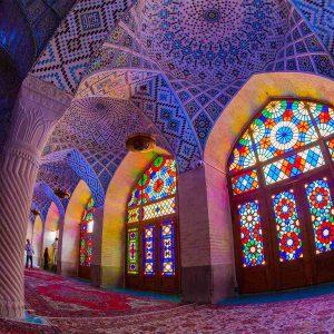 تور شیراز با قطار لحظه آخری و ارزان