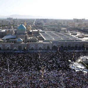 تور هوایی مشهد عید فطر