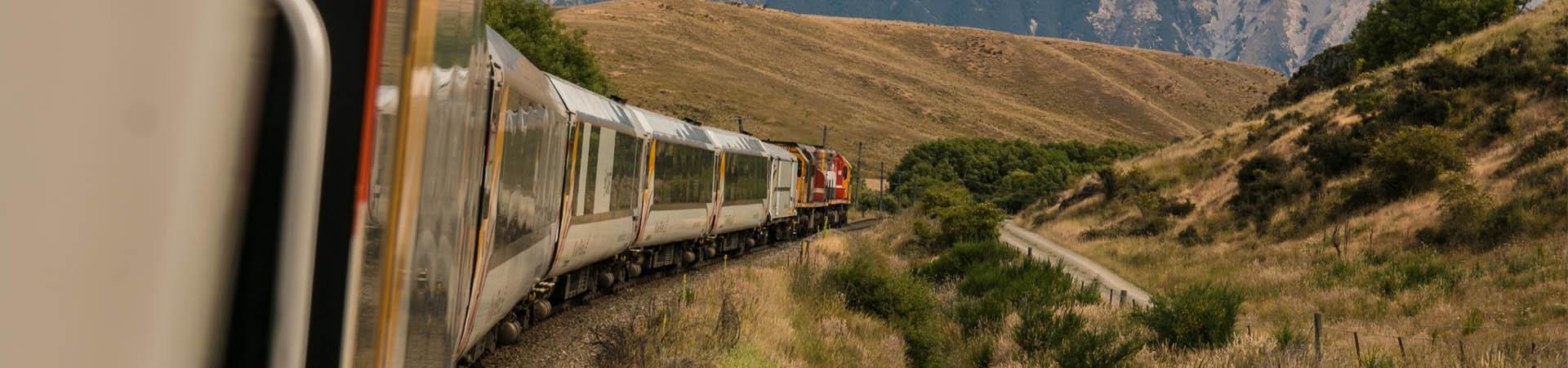 تور آنکارا با قطار