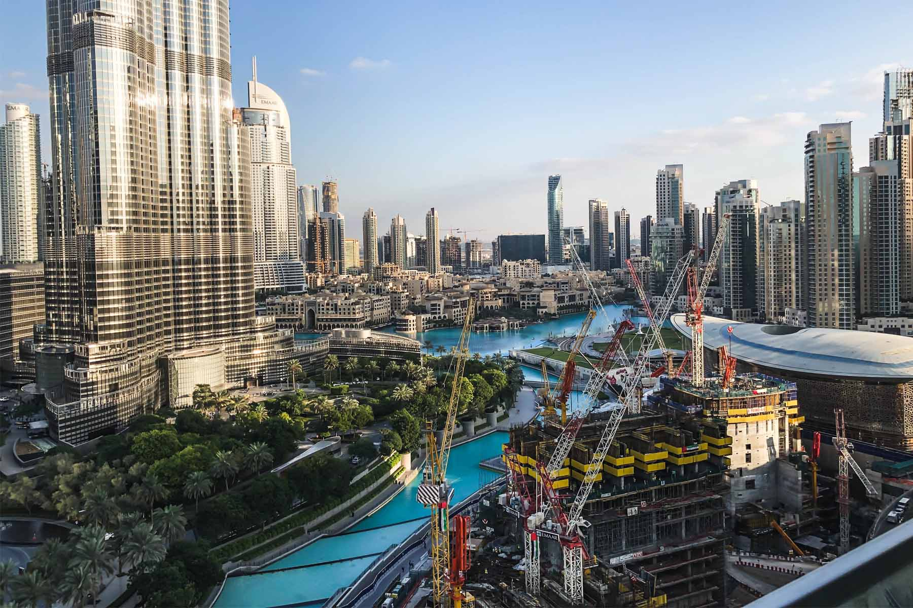 تور دبی – هتلهای 4 ستاره