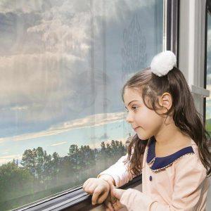 تور زمینی مشهد با قطار فدک کلاس بیزینس