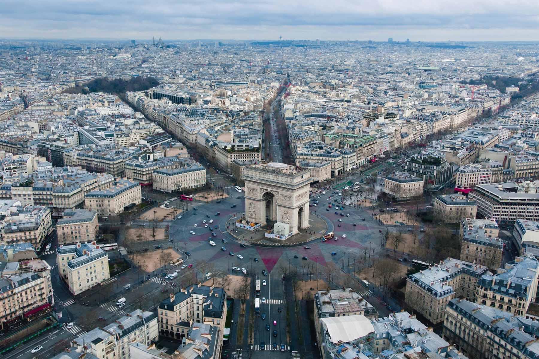 تور فرانسه پاریس
