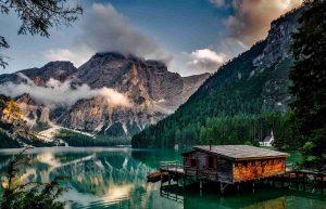 کوه های زیبای ایتالیا در تور نهال گشت