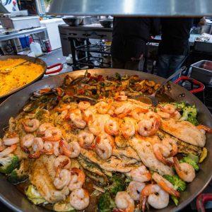 تور کیش جشنواره غذاهای دریایی
