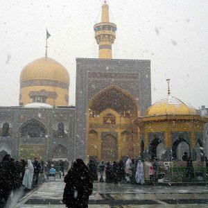 تور هوایی مشهد تعطیلات 22 بهمن
