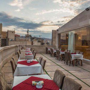 تور مشهد از شیراز هتل نسیم
