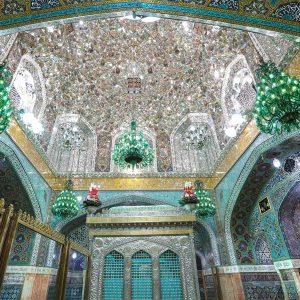 تور هوایی مشهد از تبریز