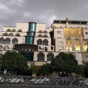 تور مشهد هتل جواهر شرق