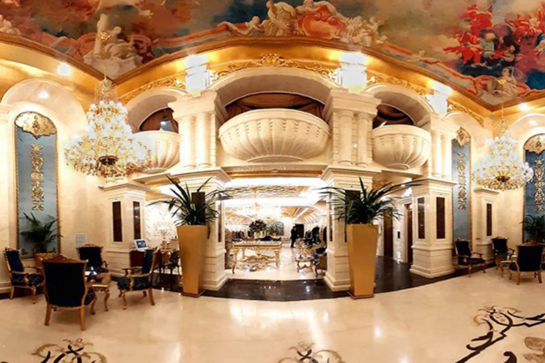تور مشهد هتل رز درویشی