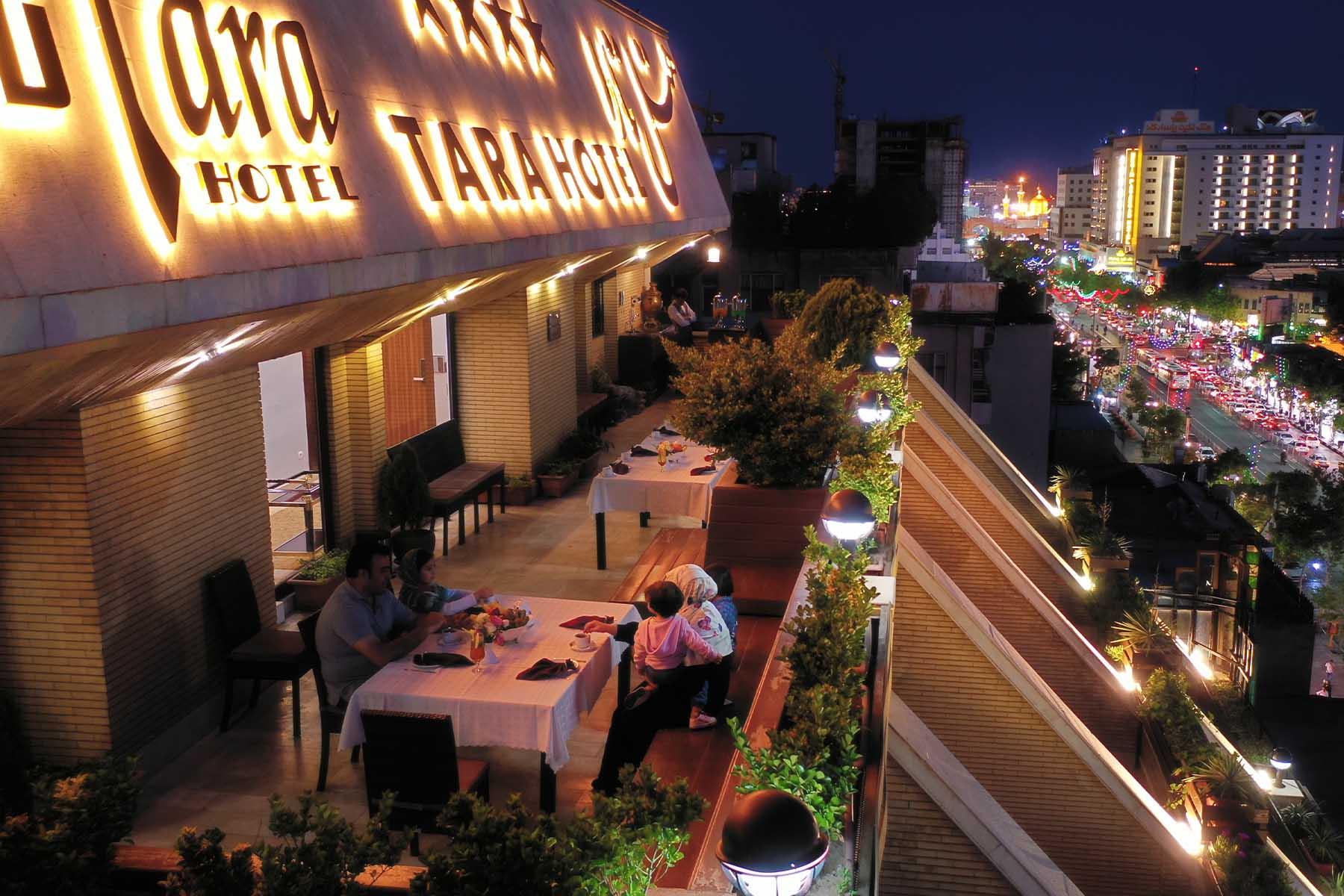 تور مشهد هتل تارا
