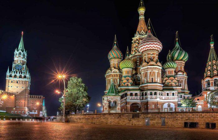 تور مسکو روسیه