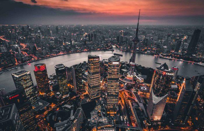 تور شانگهای چین