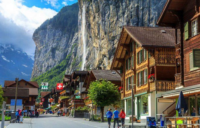 تور سوئیس + هلند