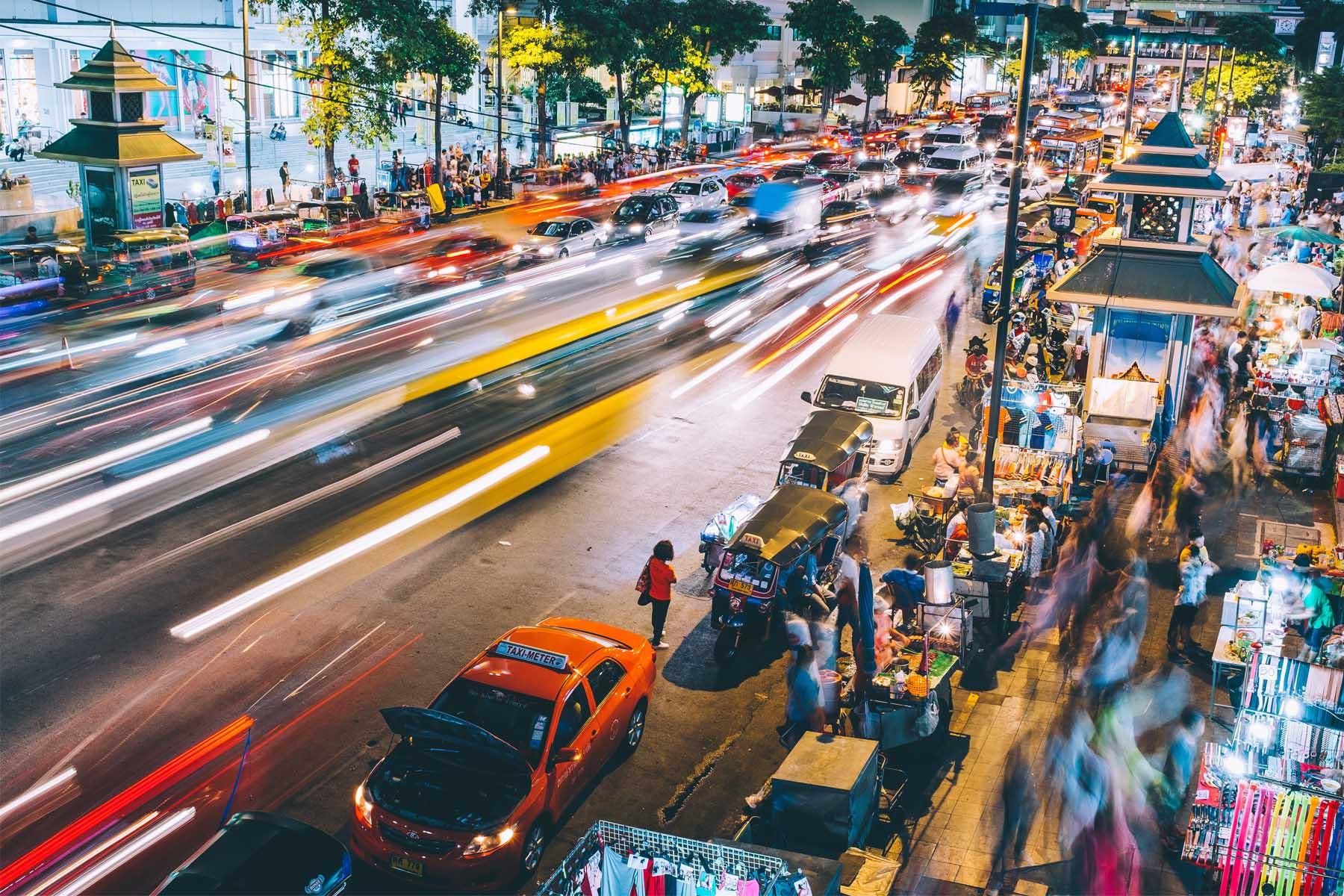 تور تایلند ترکیبی | بانکوک – پوکت
