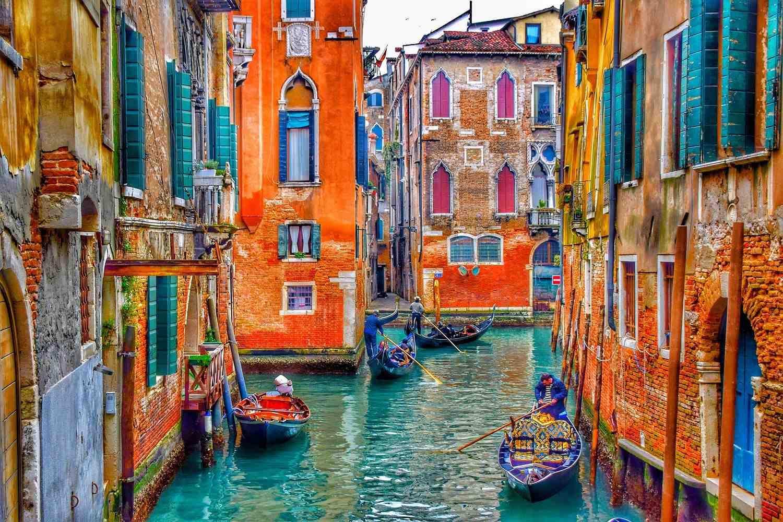 تورهای ونیز ایتالیا با نهال گشت